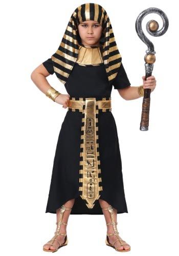 【ポイント最大29倍●お買い物マラソン限定!エントリー】Egyptian Pharaoh 男の子s コスチューム ハロウィン 子ども コスプレ 衣装 仮装 こども イベント 子ども パーティ ハロウィーン 学芸会