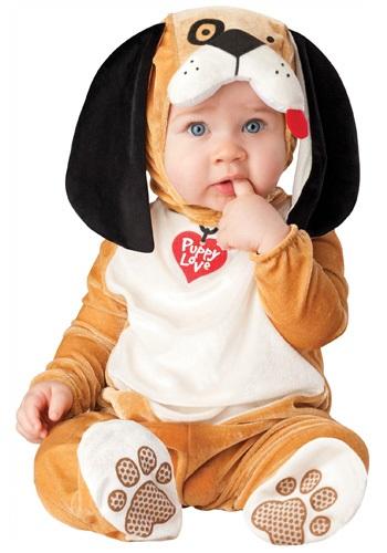 【ポイント最大29倍●お買い物マラソン限定!エントリー】赤ちゃん 新生児 Puppy Love コスチューム ハロウィン 子ども コスプレ 衣装 仮装 こども イベント 子ども パーティ ハロウィーン 学芸会
