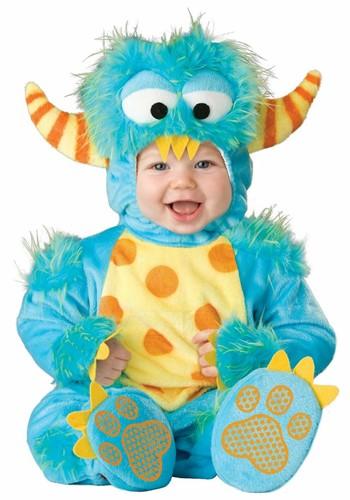 【ポイント最大29倍●お買い物マラソン限定!エントリー】赤ちゃん 新生児 Lil Monster コスチューム ハロウィン 子ども コスプレ 衣装 仮装 こども イベント 子ども パーティ ハロウィーン 学芸会