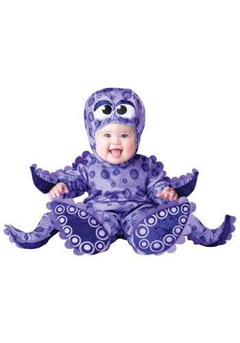 【ポイント最大29倍●お買い物マラソン限定!エントリー】Tiny Tentacles Octupus コスチューム ハロウィン 子ども コスプレ 衣装 仮装 こども イベント 子ども パーティ ハロウィーン 学芸会