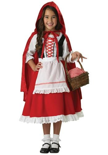 【ポイント最大29倍●お買い物マラソン限定!エントリー】Traditional Little Red Riding Hood コスチューム ハロウィン 子ども コスプレ 衣装 仮装 こども イベント 子ども パーティ ハロウィーン 学芸会