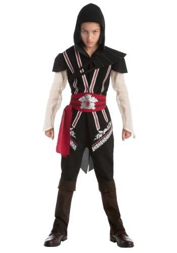 【ポイント最大29倍●お買い物マラソン限定!エントリー】Assassins Creed: 少年 少女 Ezio Master Assassin コスチューム ハロウィン 子ども コスプレ 衣装 仮装 こども イベント 子ども パーティ ハロウィーン 学芸会