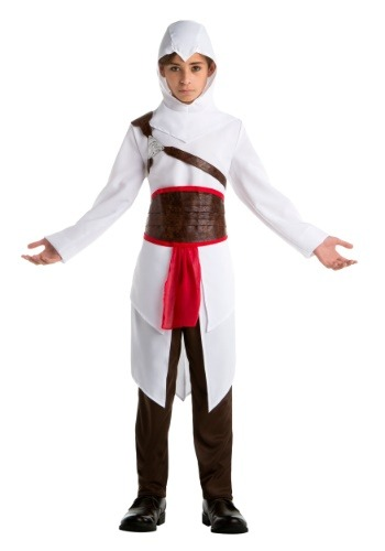 【ポイント最大29倍●お買い物マラソン限定!エントリー】Assassin's Creed Altair 少年 少女 コスチューム ハロウィン 子ども コスプレ 衣装 仮装 こども イベント 子ども パーティ ハロウィーン 学芸会
