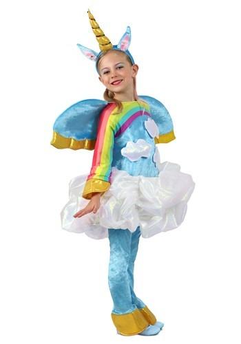 【ポイント最大29倍●お買い物マラソン限定!エントリー】ガールズ Unicorn in the Clouds Candy Catcher コスチューム ハロウィン 子ども コスプレ 衣装 仮装 こども イベント 子ども パーティ ハロウィーン 学芸会