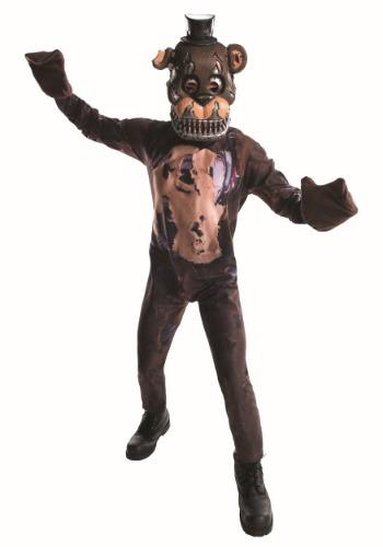 【ポイント最大29倍●お買い物マラソン限定!エントリー】Five Nights at Freddy's ナイトメア Freddy 男の子s コスチューム ハロウィン 子ども コスプレ 衣装 仮装 こども イベント 子ども パーティ ハロウィーン 学芸会