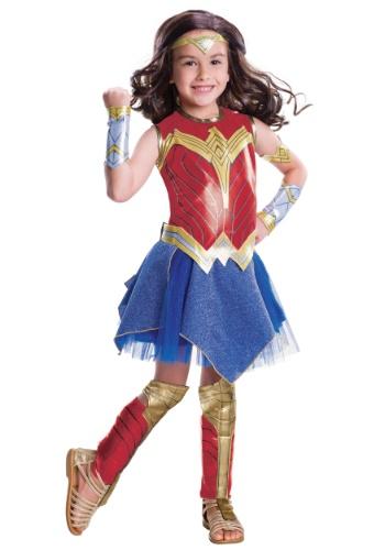 【ポイント最大29倍●お買い物マラソン限定!エントリー】Justice League デラックス Wonder Woman 女の子 コスチューム ハロウィン 子ども コスプレ 衣装 仮装 こども イベント 子ども パーティ ハロウィーン 学芸会