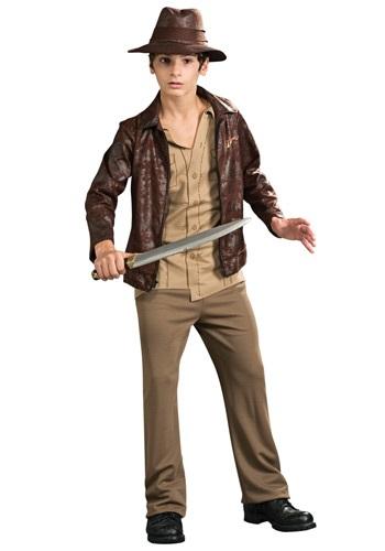 【ポイント最大29倍●お買い物マラソン限定!エントリー】少年 少女 デラックス Indiana Jones コスチューム ハロウィン 子ども コスプレ 衣装 仮装 こども イベント 子ども パーティ ハロウィーン 学芸会