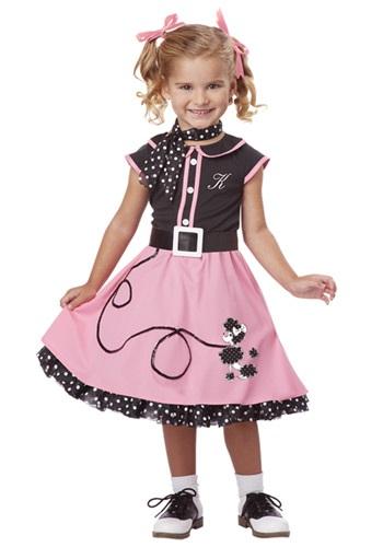 幼児 1950年代 Poodle Cutie コスチューム クリスマス ハロウィン 子ども コスプレ 衣装 仮装 こども イベント 子ども パーティ ハロウィーン 学芸会
