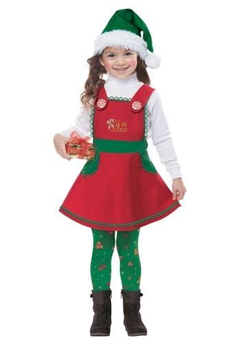 幼児 Elf in Charge コスチューム クリスマス ハロウィン 子ども コスプレ 衣装 仮装 こども イベント 子ども パーティ ハロウィーン 学芸会