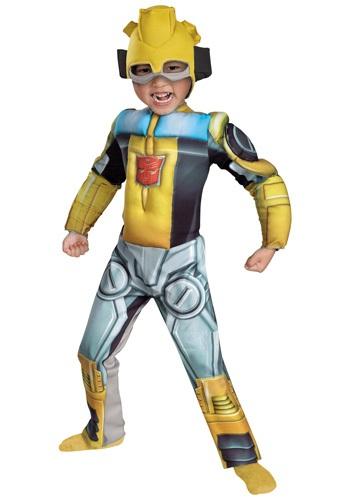 【ポイント最大29倍●お買い物マラソン限定!エントリー】幼児 Bumblebee Rescue Bot コスチューム ハロウィン 子ども コスプレ 衣装 仮装 こども イベント 子ども パーティ ハロウィーン 学芸会