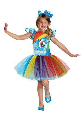 【ポイント最大29倍●お買い物マラソン限定!エントリー】Rainbow Dash Tutu Prestige コスチューム ハロウィン 子ども コスプレ 衣装 仮装 こども イベント 子ども パーティ ハロウィーン 学芸会