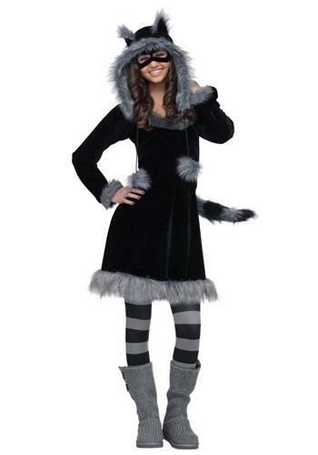 【ポイント最大29倍●お買い物マラソン限定!エントリー】Sweet Raccoon 少年 少女 コスチューム ハロウィン 子ども コスプレ 衣装 仮装 こども イベント 子ども パーティ ハロウィーン 学芸会