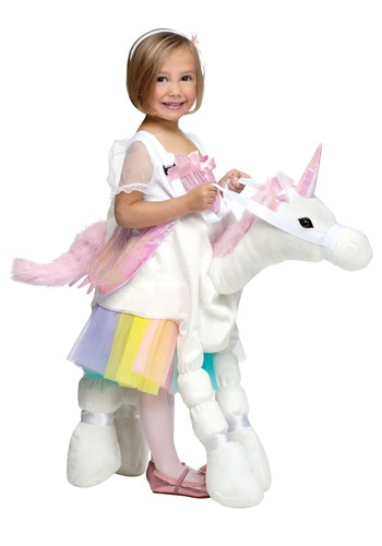 【ポイント最大29倍●お買い物マラソン限定!エントリー】Ride A Unicorn コスチューム ハロウィン 子ども コスプレ 衣装 仮装 こども イベント 子ども パーティ ハロウィーン 学芸会