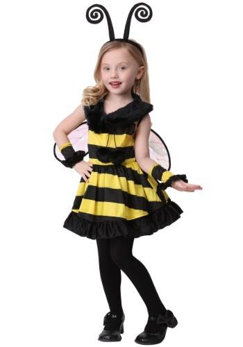幼児 女の子's デラックス Bumble Bee コスチューム クリスマス ハロウィン 子ども コスプレ 衣装 仮装 こども イベント 子ども パーティ ハロウィーン 学芸会