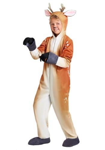 【ポイント最大29倍●お買い物マラソン限定!エントリー】Realistic Deer コスチューム for キッズ ハロウィン 子ども コスプレ 衣装 仮装 こども イベント 子ども パーティ ハロウィーン 学芸会