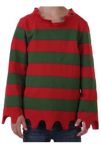 【ポイント最大29倍●お買い物マラソン限定!エントリー】キッズ ナイトメア on Elm Street Sweater コスチューム ハロウィン 子ども コスプレ 衣装 仮装 こども イベント 子ども パーティ ハロウィーン 学芸会