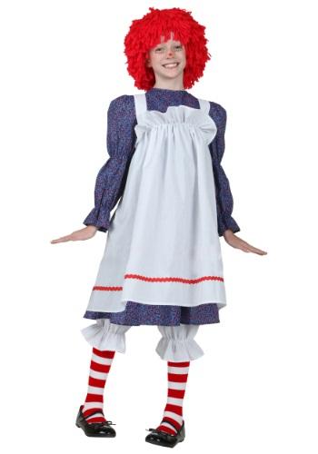 チャイルド Rag Doll コスチューム クリスマス ハロウィン 子ども コスプレ 衣装 仮装 こども イベント 子ども パーティ ハロウィーン 学芸会
