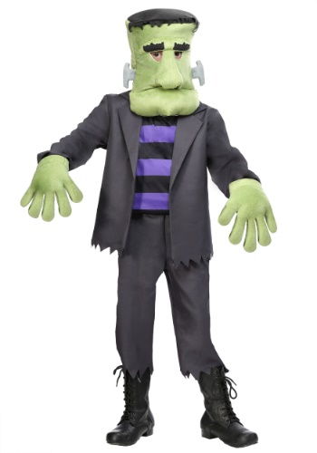 Boy's Frankenstein's Monster コスチューム クリスマス ハロウィン 子ども コスプレ 衣装 仮装 こども イベント 子ども パーティ ハロウィーン 学芸会