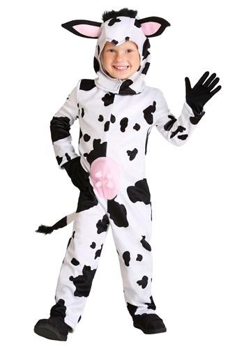 Toddler's Cow コスチューム クリスマス ハロウィン 子ども コスプレ 衣装 仮装 こども イベント 子ども パーティ ハロウィーン 学芸会