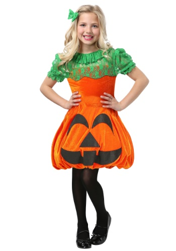 Pretty パンプキン 女の子s コスチューム クリスマス ハロウィン 子ども コスプレ 衣装 仮装 こども イベント 子ども パーティ ハロウィーン 学芸会