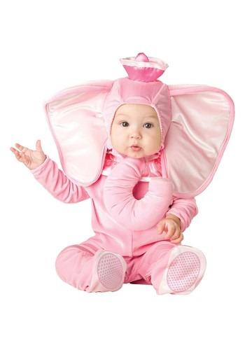 【ポイント最大29倍●お買い物マラソン限定!エントリー】赤ちゃん 新生児 ピンク Elephant コスチューム ハロウィン 子ども コスプレ 衣装 仮装 こども イベント 子ども パーティ ハロウィーン 学芸会
