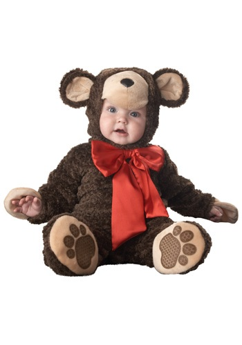 【ポイント最大29倍●お買い物マラソン限定!エントリー】赤ちゃん 新生児 Teddy Bear コスチューム ハロウィン 子ども コスプレ 衣装 仮装 こども イベント 子ども パーティ ハロウィーン 学芸会