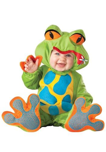 【ポイント最大29倍●お買い物マラソン限定!エントリー】赤ちゃん 新生児 Lil Froggy コスチューム ハロウィン 子ども コスプレ 衣装 仮装 こども イベント 子ども パーティ ハロウィーン 学芸会