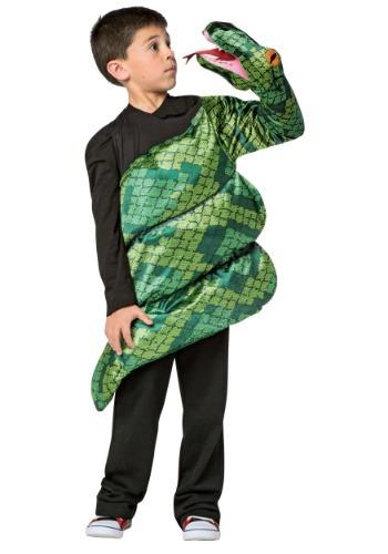【ポイント最大29倍●お買い物マラソン限定!エントリー】Anaconda チャイルド コスチューム ハロウィン 子ども コスプレ 衣装 仮装 こども イベント 子ども パーティ ハロウィーン 学芸会