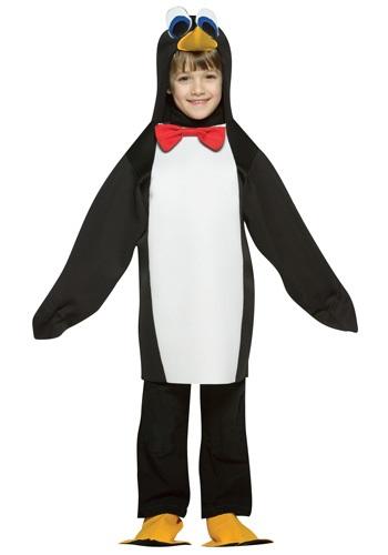 チャイルド Penguin コスチューム クリスマス ハロウィン 子ども コスプレ 衣装 仮装 こども イベント 子ども パーティ ハロウィーン 学芸会