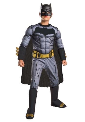 デラックス チャイルド Dawn of Justice バットマン コスチューム クリスマス ハロウィン 子ども コスプレ 衣装 仮装 こども イベント 子ども パーティ ハロウィーン 学芸会