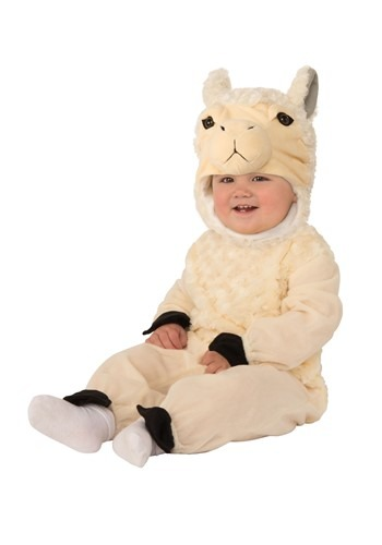 Li'l Cuties 幼児 Llama コスチューム クリスマス ハロウィン 子ども コスプレ 衣装 仮装 こども イベント 子ども パーティ ハロウィーン 学芸会