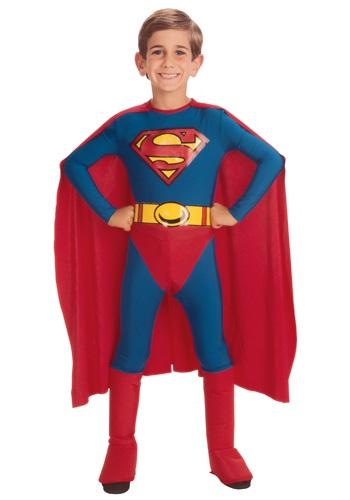 【ポイント最大29倍●お買い物マラソン限定!エントリー】キッズ スーパーマン コスチューム ハロウィン 子ども コスプレ 衣装 仮装 こども イベント 子ども パーティ ハロウィーン 学芸会