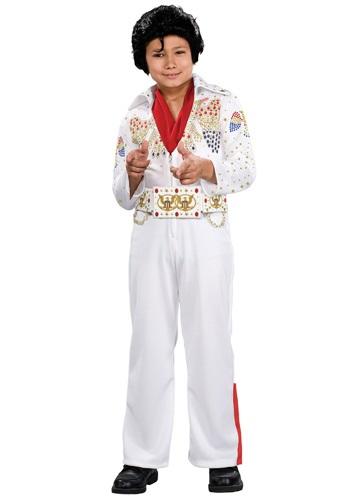 【ポイント最大29倍●お買い物マラソン限定!エントリー】デラックス チャイルド Elvis コスチューム ハロウィン 子ども コスプレ 衣装 仮装 こども イベント 子ども パーティ ハロウィーン 学芸会