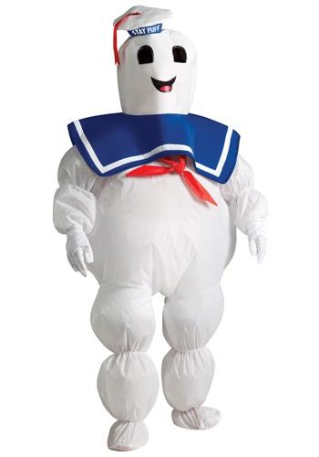 【ポイント最大29倍●お買い物マラソン限定!エントリー】キッズ Stay Puft Inflatable コスチューム ハロウィン 子ども コスプレ 衣装 仮装 こども イベント 子ども パーティ ハロウィーン 学芸会