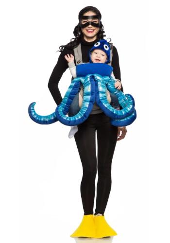 【ポイント最大29倍●お買い物マラソン限定!エントリー】Diver and Octopus コスチューム ハロウィン 子ども コスプレ 衣装 仮装 こども イベント 子ども パーティ ハロウィーン 学芸会