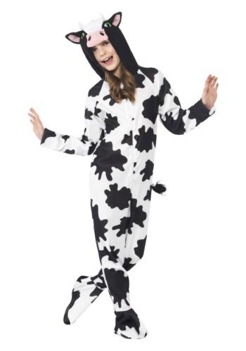 Cow コスチューム for キッズ クリスマス ハロウィン 子ども コスプレ 衣装 仮装 こども イベント 子ども パーティ ハロウィーン 学芸会