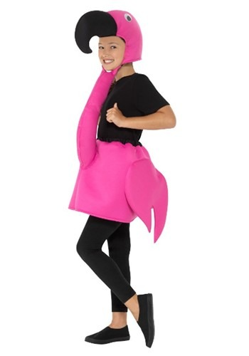 【ポイント最大29倍●お買い物マラソン限定!エントリー】キッズ Flamingo コスチューム ハロウィン 子ども コスプレ 衣装 仮装 こども イベント 子ども パーティ ハロウィーン 学芸会