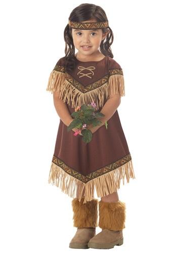 【ポイント最大29倍●お買い物マラソン限定!エントリー】幼児 Li'l Native American Princess コスチューム ハロウィン 子ども コスプレ 衣装 仮装 こども イベント 子ども パーティ ハロウィーン 学芸会