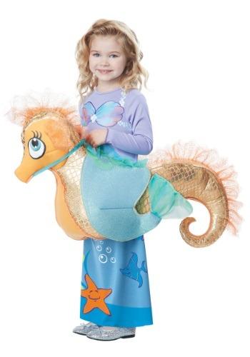 【ポイント最大29倍●お買い物マラソン限定!エントリー】チャイルド Ride a Seahorse コスチューム ハロウィン 子ども コスプレ 衣装 仮装 こども イベント 子ども パーティ ハロウィーン 学芸会