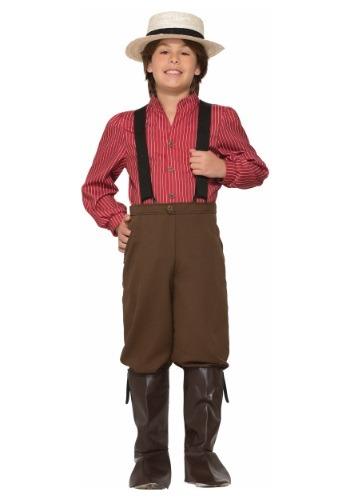 チャイルド Pioneer 男の子 コスチューム クリスマス ハロウィン 子ども コスプレ 衣装 仮装 こども イベント 子ども パーティ ハロウィーン 学芸会