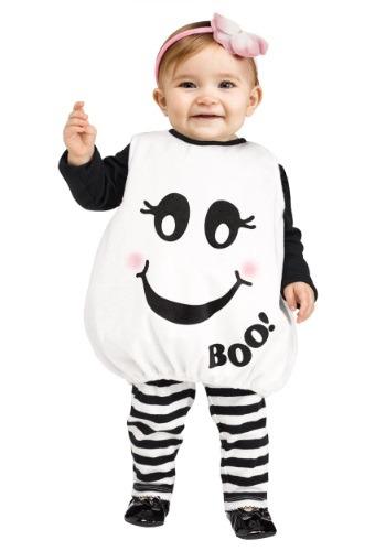 幼児 赤ちゃん 新生児 Boo! Ghost コスチューム クリスマス ハロウィン 子ども コスプレ 衣装 仮装 こども イベント 子ども パーティ ハロウィーン 学芸会