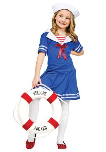 Girls Sweet Sailor コスチューム クリスマス ハロウィン 子ども コスプレ 衣装 仮装 こども イベント 子ども パーティ ハロウィーン 学芸会