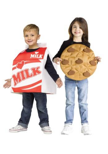 チャイルド Cookies and Milk コスチューム クリスマス ハロウィン 子ども コスプレ 衣装 仮装 こども イベント 子ども パーティ ハロウィーン 学芸会