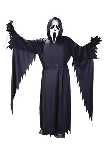 少年 少女 Ghost Face コスチューム クリスマス ハロウィン 子ども コスプレ 衣装 仮装 こども イベント 子ども パーティ ハロウィーン 学芸会
