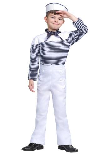 【ポイント最大29倍●お買い物マラソン限定!エントリー】Boy's Vintage Sailor コスチューム ハロウィン 子ども コスプレ 衣装 仮装 こども イベント 子ども パーティ ハロウィーン 学芸会