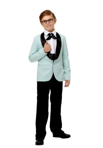 ボーイズ Mr. 1950年代 コスチューム クリスマス ハロウィン 子ども コスプレ 衣装 仮装 こども イベント 子ども パーティ ハロウィーン 学芸会
