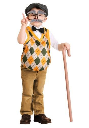幼児 Old Man コスチューム クリスマス ハロウィン 子ども コスプレ 衣装 仮装 こども イベント 子ども パーティ ハロウィーン 学芸会