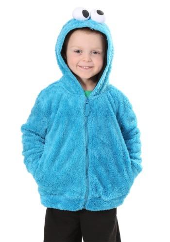 【ポイント最大29倍●お買い物マラソン限定!エントリー】Cookie Monster Sesame Street Faux Fur Unisex コスチューム Hoodie ハロウィン 子ども コスプレ 衣装 仮装 こども イベント 子ども パーティ ハロウィーン 学芸会