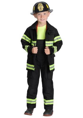 【ポイント最大29倍●お買い物マラソン限定!エントリー】ボーイズ ブラック Fireman コスチューム ハロウィン 子ども コスプレ 衣装 仮装 こども イベント 子ども パーティ ハロウィーン 学芸会