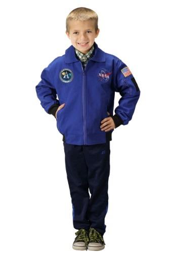 【ポイント最大29倍●お買い物マラソン限定!エントリー】NASA Apollo 11 キッズ Flight Jacket コスチューム ハロウィン 子ども コスプレ 衣装 仮装 こども イベント 子ども パーティ ハロウィーン 学芸会